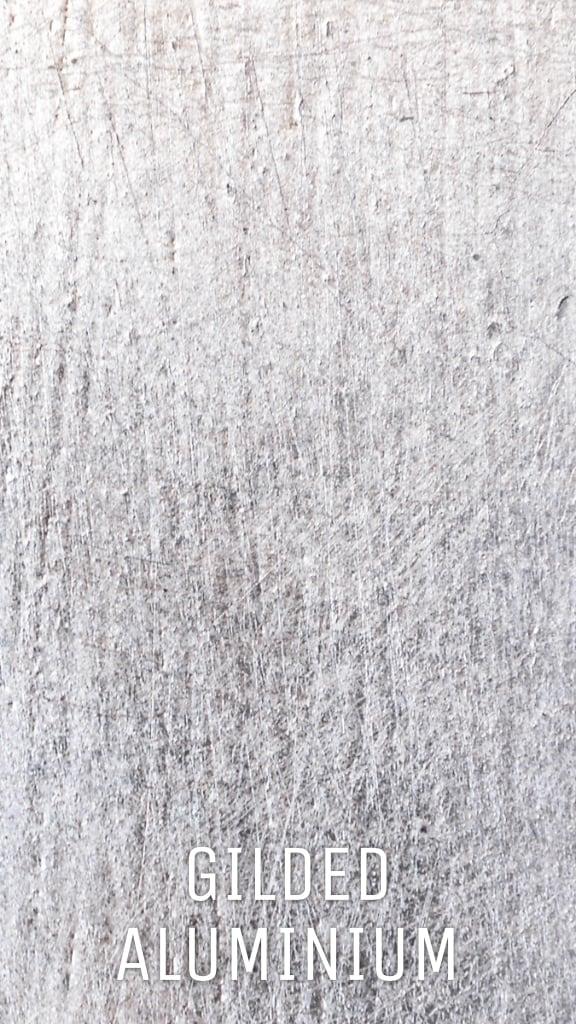 Gilded-Aluminium