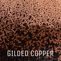 Gilded Copper