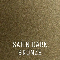Satin Dark Bronze