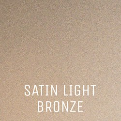 Satin Light Bronze